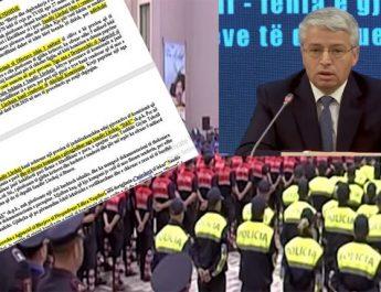 Skandali me tenderin: Një kapele e uniformave të Ushtrisë së Policisë plot 350 euro