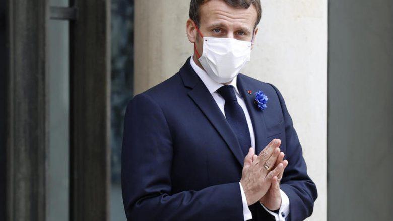 Marcon u jap lajmin e mirë francezëve: Vala e dytë po zbutet, do fillojmë me heqjen e masave anti-COVID