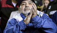 Shuhet i përjetshmi i futbollit Diego Armando Maradona