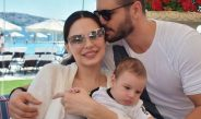Almeda Abazi gati të bëhet nënë për herë të dytë, modelja i surprizon të gjithë me fotot e ëmbla