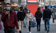 Mbi 1 milion raste të reja në javë, COVID gjunjëzon Europën