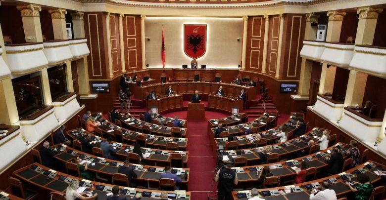 Kuvendi voton pro ngritjes së Komisionit Hetimor për shkarkimin e Metës