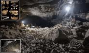 Shokohen arkeologët/ Gjejnë dhjetëra mijëra skelete në shpellën e Arabisë Saudite (FOTO)