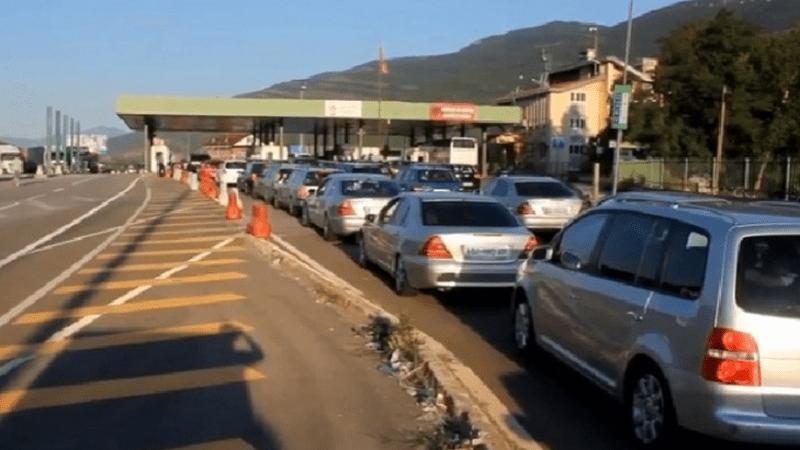 Hapet pika e re kufitare mes Kosovës dhe Shqipërisë