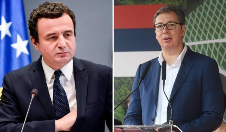 Kurti refuzon takimin me Vuçiç: Serbia nuk mund të vazhdojë me avazin e vjetër