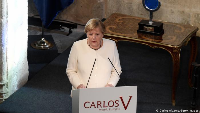 """""""Europa nuk është e bashkuar""""/ Merkel paralajmëron: BE po """"kërcënohet"""" nga…"""