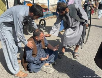 Afghanistan: Deadly blast hits packed Kandahar mosque